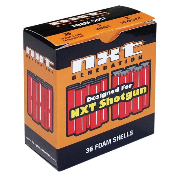 NXT Generation Foam Shell Box (36 Count)