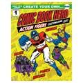 Create Your Own Superhero Action Figure Customizing Kit