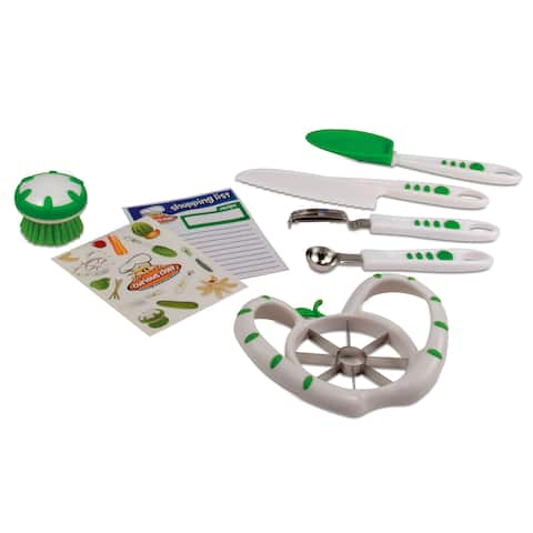 Curious Chef Fruit and Veggie Prep Kit