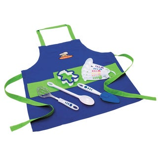 Curious Chef 11-piece Boy's Chef Kit