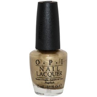 OPI Glitzerland Nail Lacquer