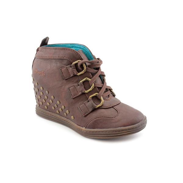 Blowfish Women's 'Top Rock' Faux Leather Boots