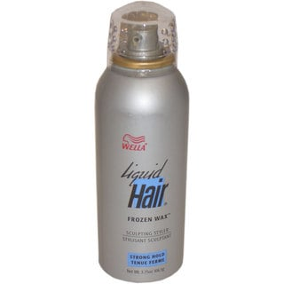 Wella Liquid Hair Frozen Wax 3.75-ounce Scultping Styler