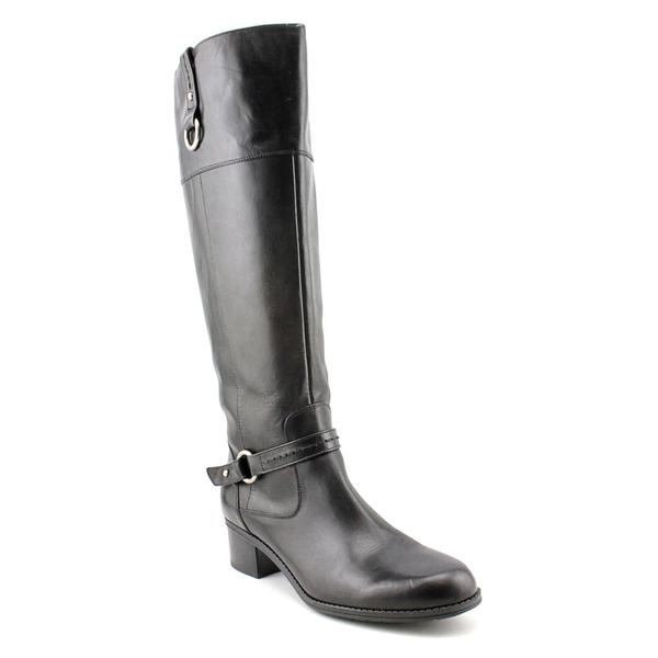 Shop Bandolino Women s  Cavanna  Leather Boots - Free Shipping On ... 56c00580e6