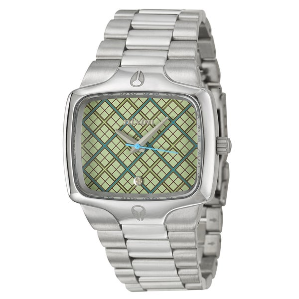 Nixon Women's 'The Player' Stainless Steel Quartz Watch