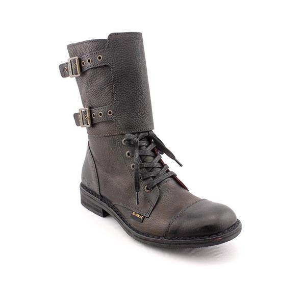 48aeaeb6 Shop Kickers Women's 'Histarmy' Leather Boots - Free Shipping Today ...
