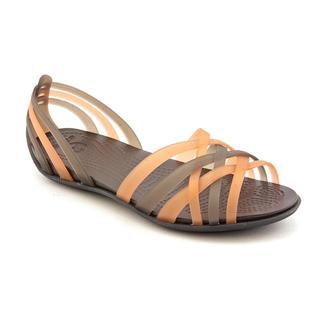 Crocs Women's 'Huarache Flat' Synthetic Casual Shoes