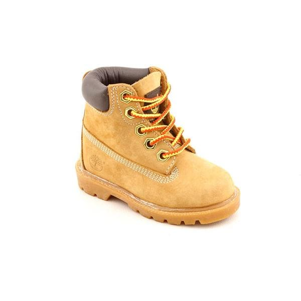 Timberland Boy's Toddler '6-inch Classic' Leather Boots ...