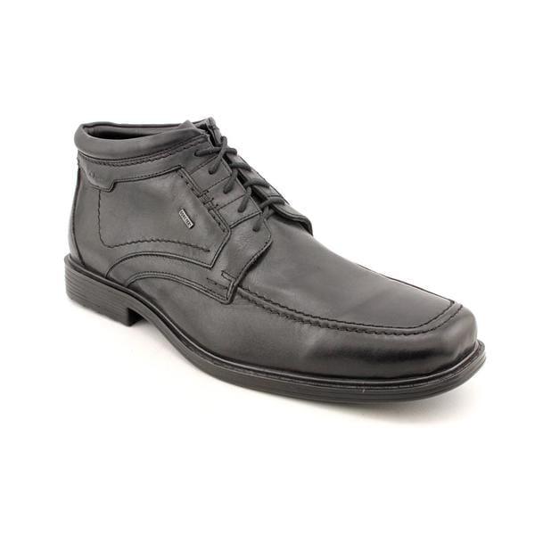 Clarks Men's 'Centre Cup GTX' Leather Boots