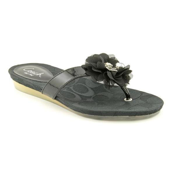 Coach Women's 'Serenity' Leather Sandals