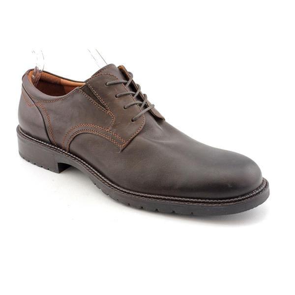 64b6206a656 Shop Johnston   Murphy Men s  Mayes  Leather Dress Shoes - Free ...