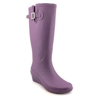 Dirty Laundry Women's 'Reina' Rubber Boots (Size 8 )