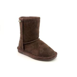 Bearpaw Girl Toddler 'Emma' Regular Suede Boots