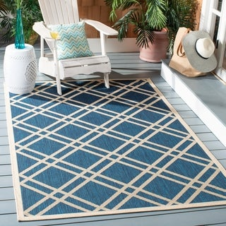 Safavieh Courtyard Thalia Indoor/ Outdoor Rug