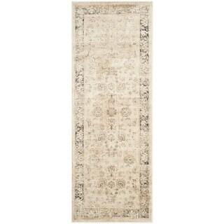 Safavieh Vintage Oriental Stone Distressed Silky Viscose Runner - 2'2 x 6'