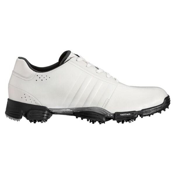 Adidas White Men's Greenstar Z Golf Shoes