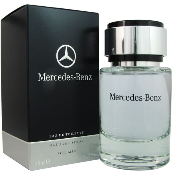 shop mercedes benz men 39 s 2 5 ounce eau de toilette spray. Black Bedroom Furniture Sets. Home Design Ideas