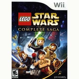 LEGO SW COMPLETE SAGA WII