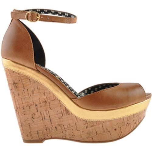 Women's Jessica Simpson Keira Tan Leather - Thumbnail 1