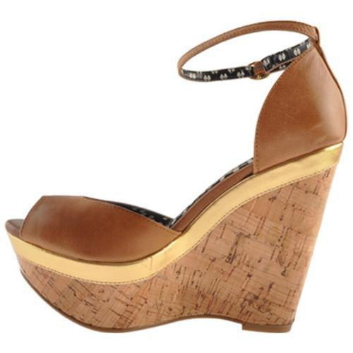 Women's Jessica Simpson Keira Tan Leather - Thumbnail 2