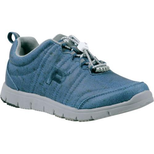 Women's Propet TravelWalker Canvas Blue