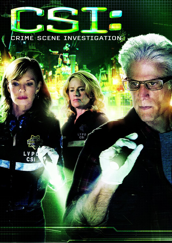 CSI: Crime Scene Investigation: Complete Thirteenth Season (DVD)