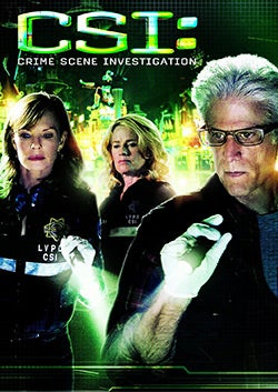 CSI: Crime Scene Investigation: Complete Thirteenth Season (DVD)