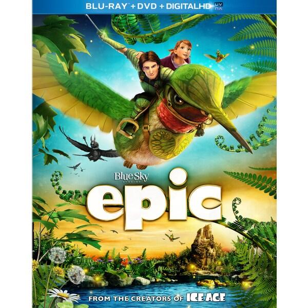 Epic (Blu-ray/DVD)