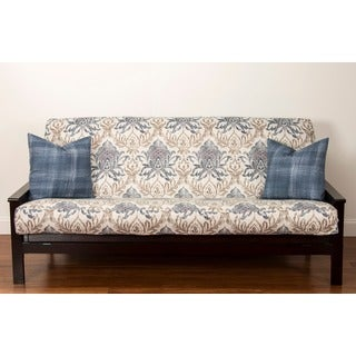 havenside home okaloosa baroque futon cover tapestry 5 piece futon cover set   free shipping today   overstock      rh   overstock