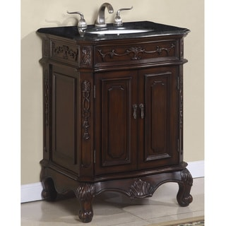 ICA Furniture Fortuna Single Sink Bathroom Vanity