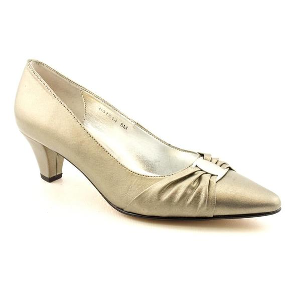 Ros Hommerson Women's 'Argentina' Leather Dress Shoes - Wide (Size  13 )