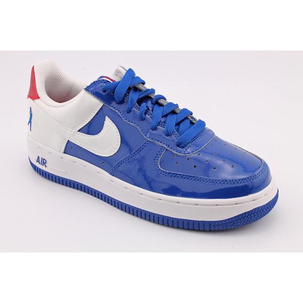 Nike Boy Youth 'Air Force 1 Sheed' Synthetic Athletic Shoe (Size 5 )