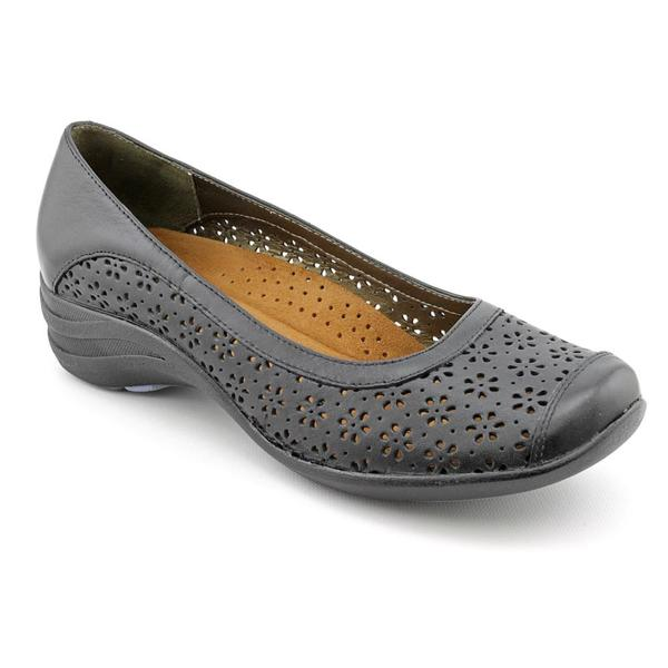 Hush Puppies Women's 'Effy ' Leather Casual Shoes (Size  6.5 )