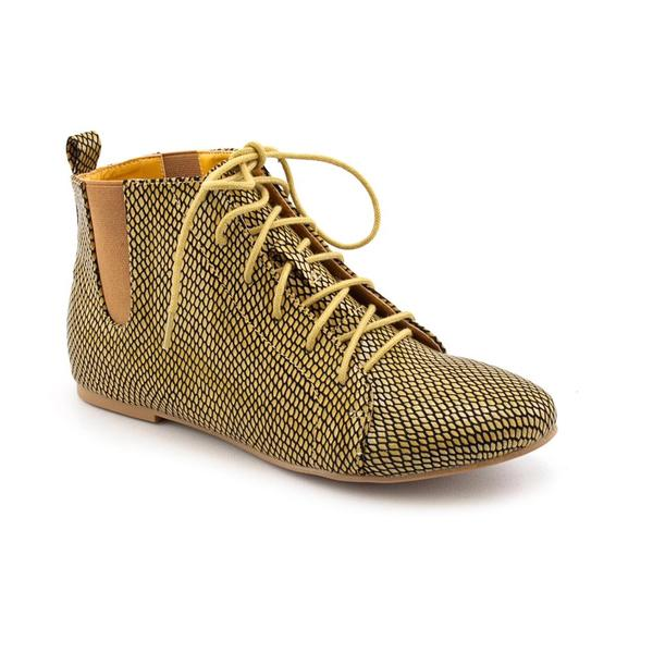 C Label Women's 'Emmah-16' Synthetic Boots