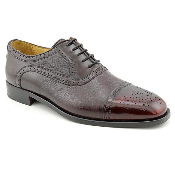 Zelli Men's 'San Martin' Leather Dress Shoes (Size  12 )