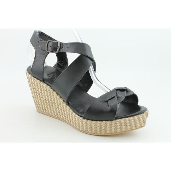 Fiel Women's 'Favy' Leather Sandals (Size  8 )
