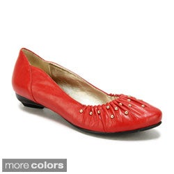 Ann Creek Women's Stud Accent Flats