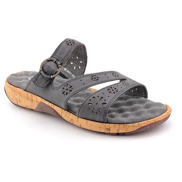 Softwalk Women's 'Barbados' Leather Sandals