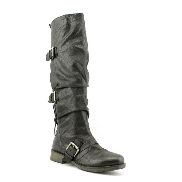 Boutique 9 Women S Marl Leather Boots Size 6 Free