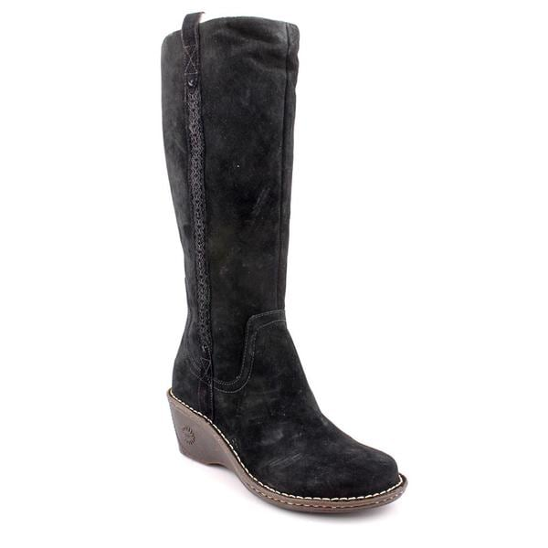 Shop Ugg Australia Women S Hartley Regular Suede Boots