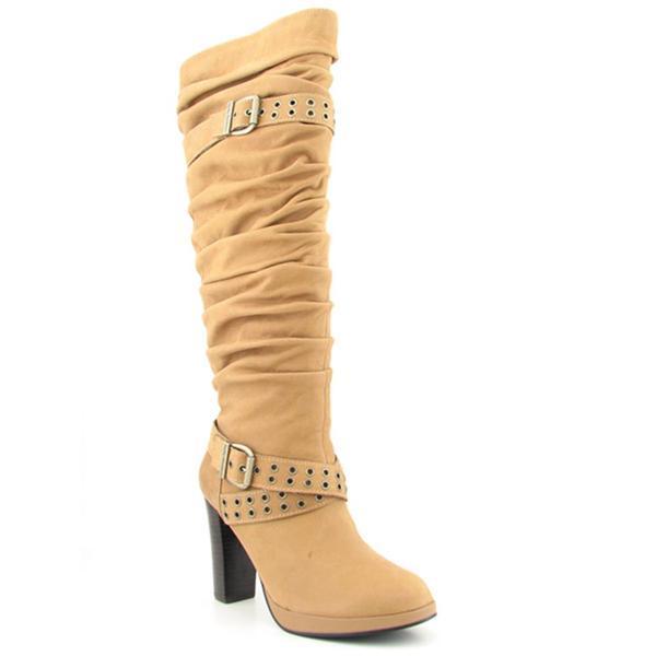 Harley Davidson Women's 'Maribel' Leather Boots (Size 10 ) - Free ...