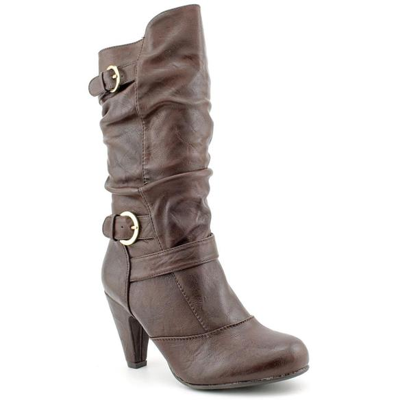 White Mountain Women's 'Giddy' Faux Leather Boots