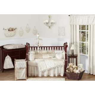 Sweet JoJo Designs Victoria 9-piece Crib Bedding Set
