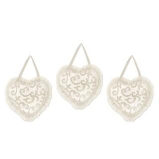 Sweet JoJo Designs Victoria Wall Hanging Accessories (Set of 3)