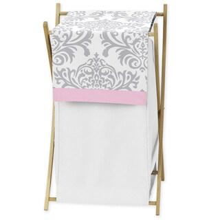Sweet JoJo Designs Elizabeth Laundry Hamper