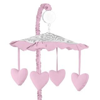 Sweet JoJo Designs Elizabeth Musical Crib Mobile