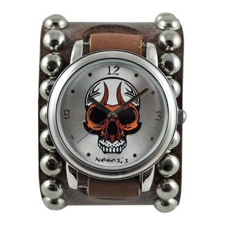 Nemesis Small Studs Skull watch BSD924S