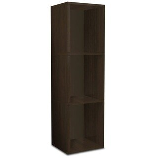 Garland Eco 3-Shelf Narrow Bookcase Storage Shelf Organizer LIFETIME GUARANTEE