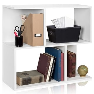 Eco Soho Bookcase, Side Table and Storage Shelf (made from sustainable non-toxic zBoard paperboard)