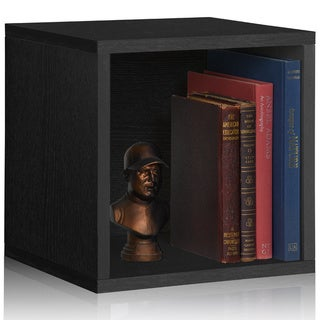 Dallas Eco Friendly Stackable Large Open Storage Cube LIFETIME WARRANTY (made from sustainable non-toxic zBoard paperboard)